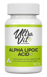 UltraVit Alpha Lipoic Acid (90 кап)
