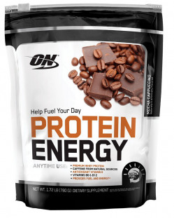 Протеин Optimum Nutrition 100% Protein Energy 1.72 lb (780 г)