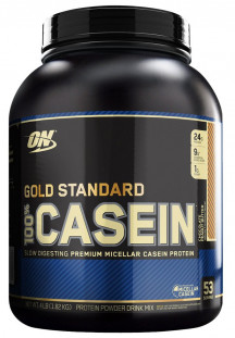 Протеин Optimum Nutrition 100% Casein Protein 4 lb (1816 г)