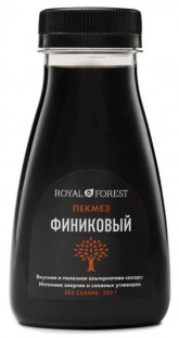 Royal Forest Финиковый пекмез (сироп) (250 гр)