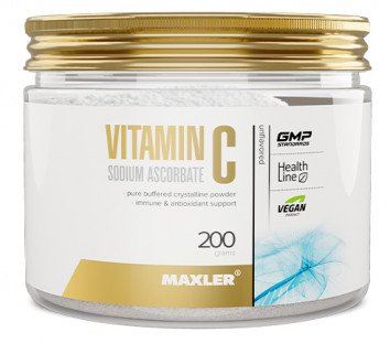 Maxler Vitamin C Sodium Ascorbate Powder (200 г)