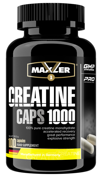 Maxler Creatine Caps 1000 ( 100 caps )