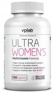 VPLab Ultra Women's Multivitamin Formula (180 капсул)