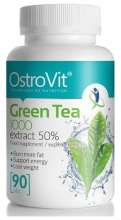 Ostrovit Green Tea (90 tab)